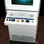 Portable political health testing unit
